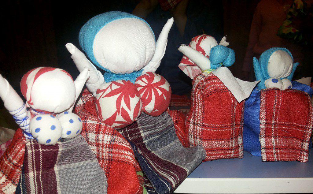Изготовление кукол оберегов своими руками мастер класс 21