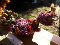 """наш букет """"Цветочный водопад"""""""