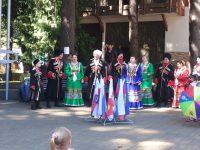 выступление хора кубанских казаков
