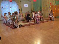 """танец """"Маленькие модницы"""", подготовительная група, музыкальный руководитель Вавилова Е.Г."""
